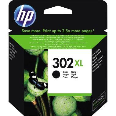 HP Tintenpatrone 302XL schwarz