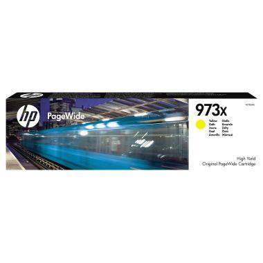 HP Tintenpatrone 973X gelb