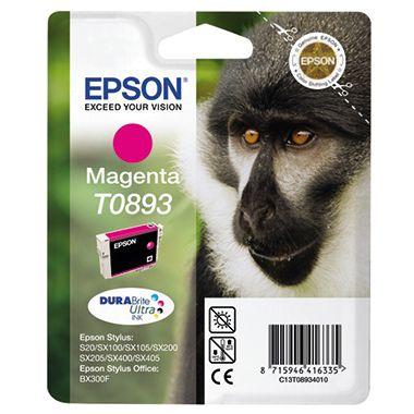 Epson Tintenpatrone T0893 magenta