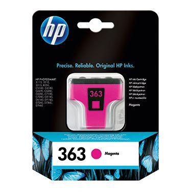 HP Tintenpatrone 363 magenta