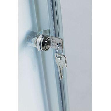 magnetoplan Schlüsselsatz 1215099 für SP-Schaukästen