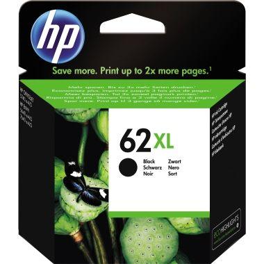 HP Tintenpatrone 62XL schwarz