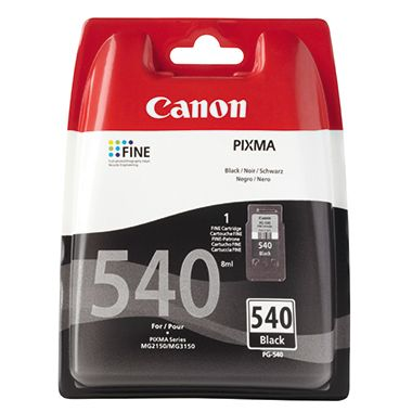 Canon Tintenpatrone PG-540