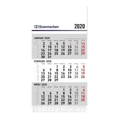 Soennecken Wandkalender 2020