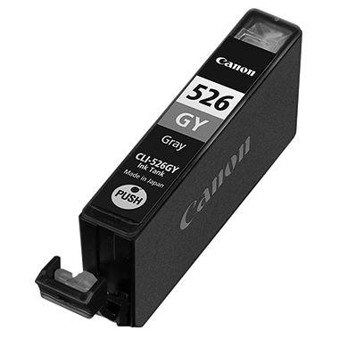 Canon Tintenpatrone CLI-526GY grau