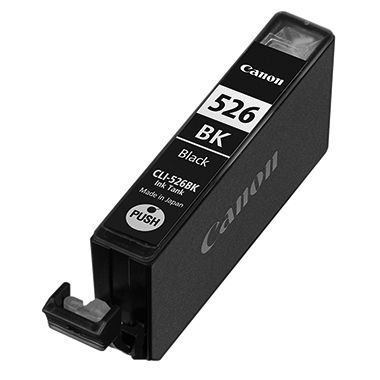 Canon Tintenpatrone CLI-526BK schwarz