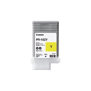 Canon Tintenpatrone PFI-102Y gelb