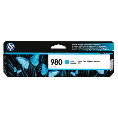 HP Tintenpatrone 980 cyan