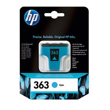 HP Tintenpatrone 363 cyan
