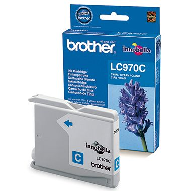 Brother Tintenpatrone LC-970C