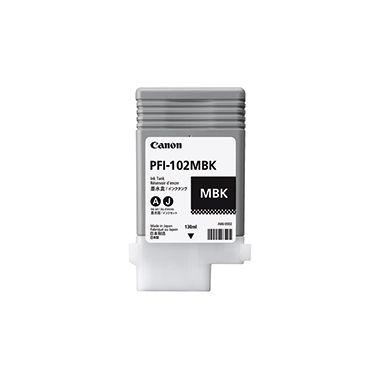 Canon Tintenpatrone PFI-102MBK schwarz matt