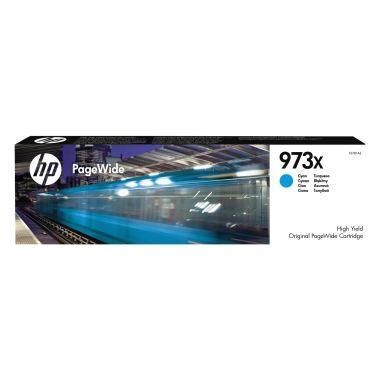 HP Tintenpatrone 973X cyan
