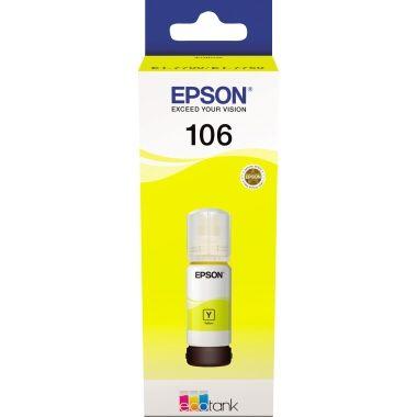 Epson Nachfülltinte Tintenstrahldrucker 106
