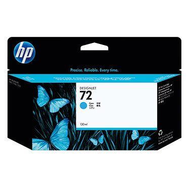 HP Tintenpatrone 72 cyan