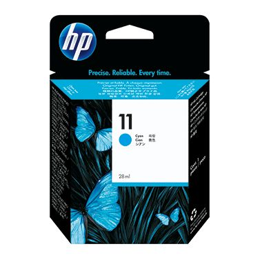 HP Tintenpatrone 11 cyan