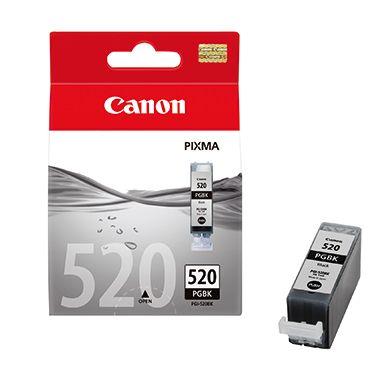 Canon Tintenpatrone PGI-520BK ca. 2 x 324 Seiten
