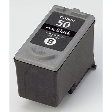 Canon Tintenpatrone PG-50BK