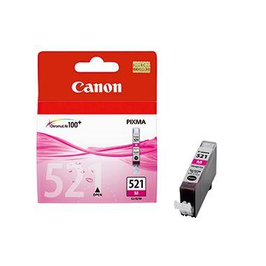 Canon Tintenpatrone CLI-521M