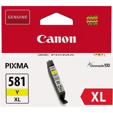 Canon Tintenpatrone CLI-581XL Y