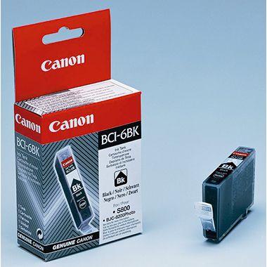 Canon Tintenpatrone BCI-6BK