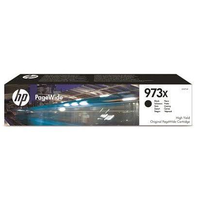 HP Tintenpatrone 973X schwarz