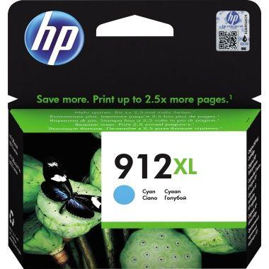 HP Tintenpatrone 912XL ca. 825 Seiten cyan