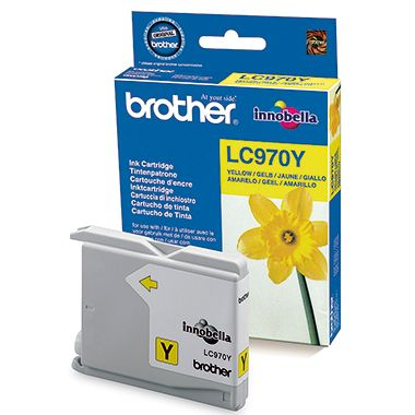 Brother Tintenpatrone LC-970Y