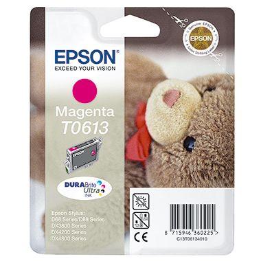Epson Tintenpatrone T0613