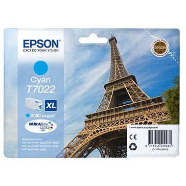 Epson Tintenpatrone T7022XL