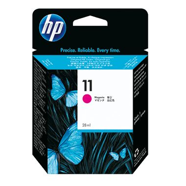 HP Tintenpatrone 11 magenta