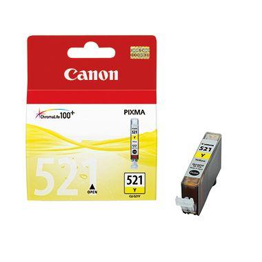 Canon Tintenpatrone CLI-521Y
