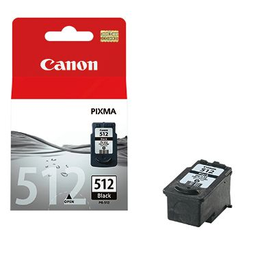 Canon Tintenpatrone PG-512XL BK