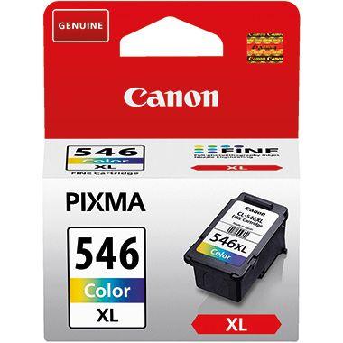 Canon Tintenpatrone CL-546XL