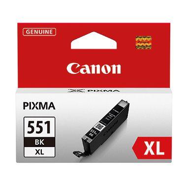 Canon Tintenpatrone CLI-551XL BK