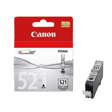 Canon Tintenpatrone CLI-521GY