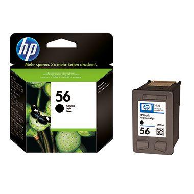 HP Tintenpatrone 56 19 ml