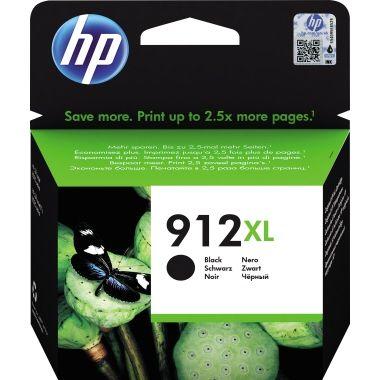 HP Tintenpatrone 912XL ca. 825 Seiten schwarz