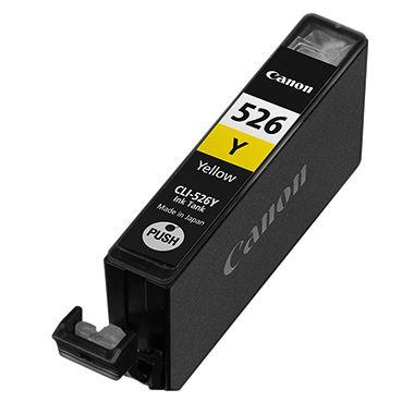 Canon Tintenpatrone CLI-526Y gelb