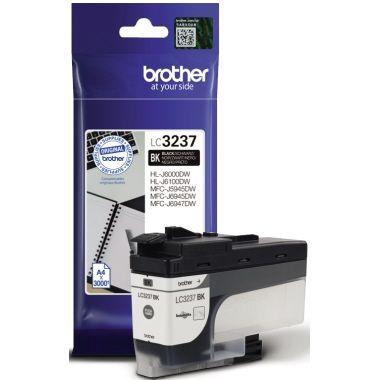 Brother Tintenpatrone LC-3237BK schwarz