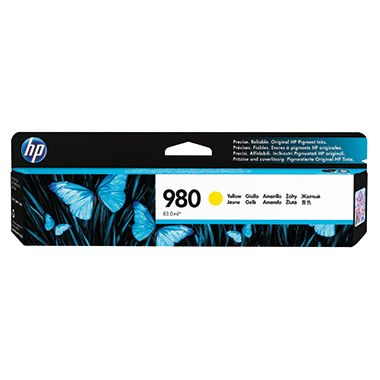 HP Tintenpatrone 980 gelb