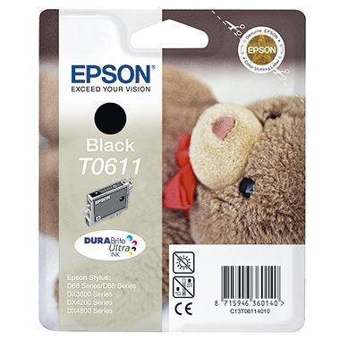 Epson Tintenpatrone T0611