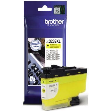 Brother Tintenpatrone LC-3239XL-Y gelb