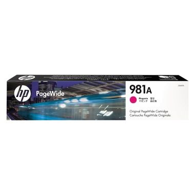 HP Tintenpatrone 981A magenta