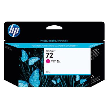 HP Tintenpatrone 72 magenta