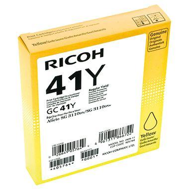 Ricoh Gelpatrone GC-41 Y