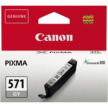 Canon Tintenpatrone CLI-571XL GY