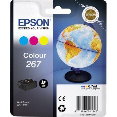 Epson Tintenpatrone 267 mehrfarbig