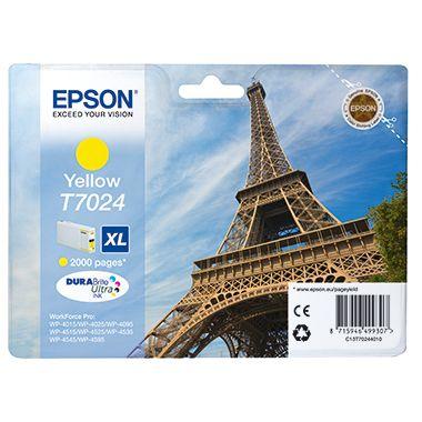 Epson Tintenpatrone T7024XL