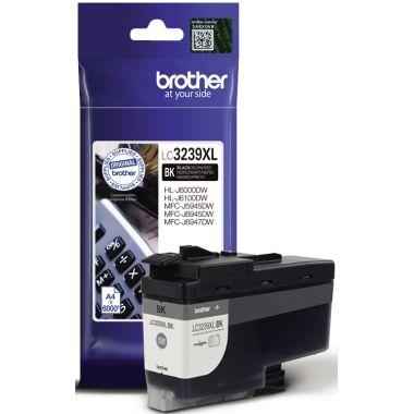 Brother Tintenpatrone LC-3239XL-BK schwarz