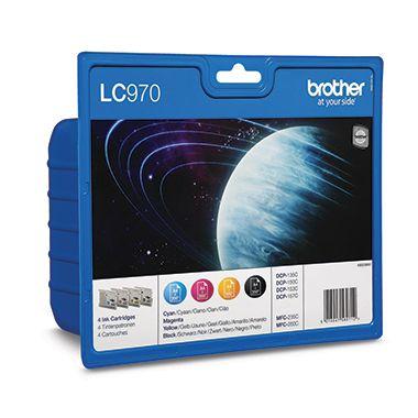 Brother Tintenpatrone LC-970